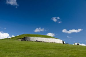 View of Newgrange